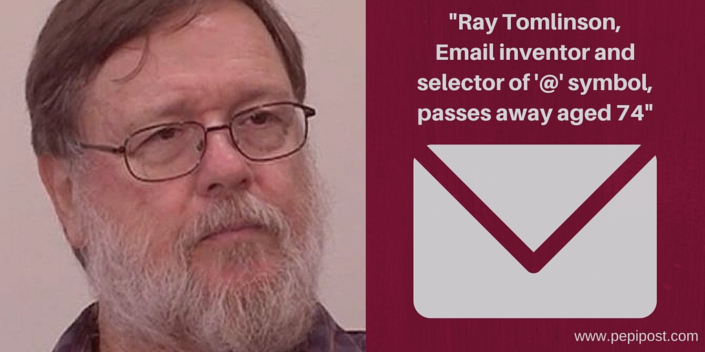 Ray Tomlinson email inventor