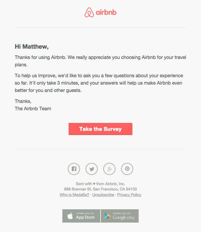 Transactional Emails