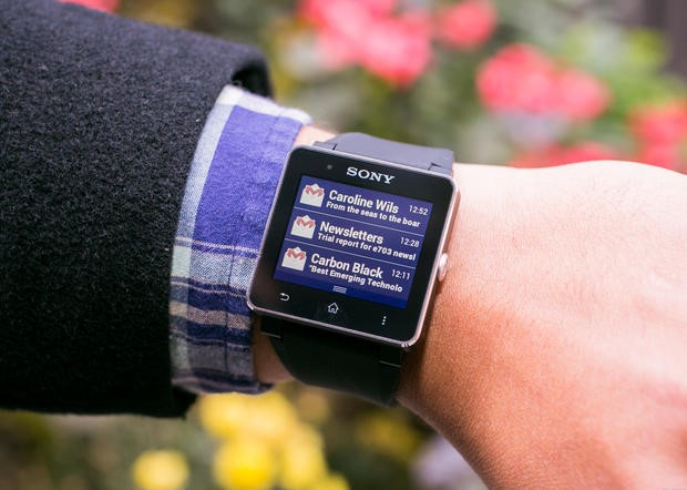 wearables and email