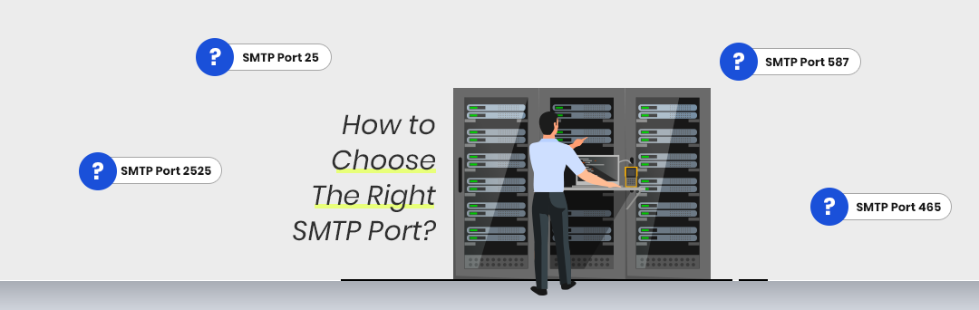 Smtp Port 25 465 587 2525 How To Choose The Right Smtp